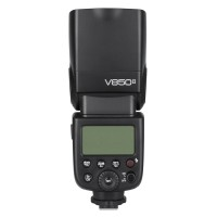 Godox V850II GN60 2.4G 1/8000s High-Speed Sync Camera Flash Speedlite light for Canon Nikon Fujifilm Olympus