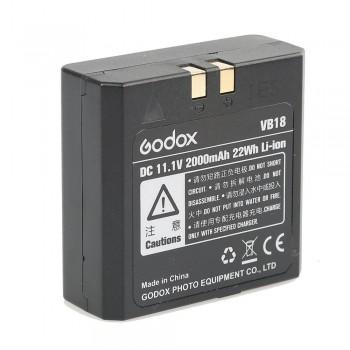 LETWING VB18 Improved Li-ion Battery for V850II V860II-C/N/S Speedlite Flash
