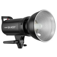 Godox SK400II Studio Flash Stroble Monolight Light Head 2.4G Wireless Control for Photography
