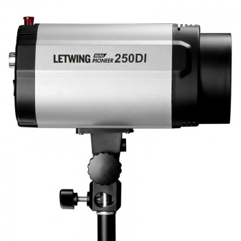 LETWING ST250 250W Studio Flash Strobe Head LED Panel Display for Photography