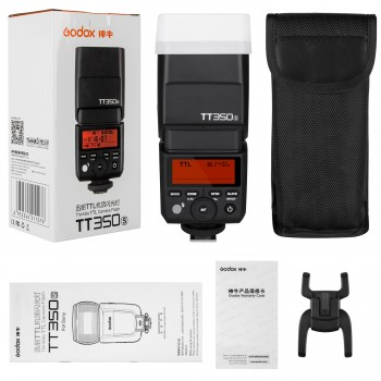 Godox TT350S TTL 2.4G HSS Camera Flash Speedlite for Sony Mirrorless DSLR Cameras