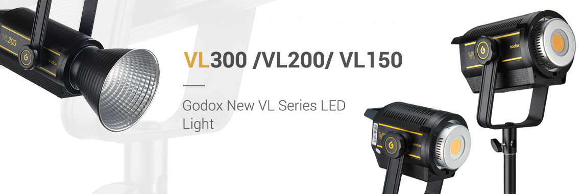 Godox VL Series LED Light